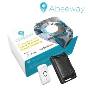 Abeeway Low-Power Asset Tracking Evaluation Kit - Private Network