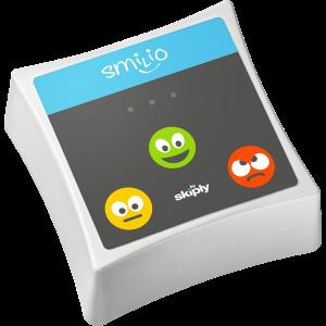 Smilio A  - 3 smileys - EU863-870