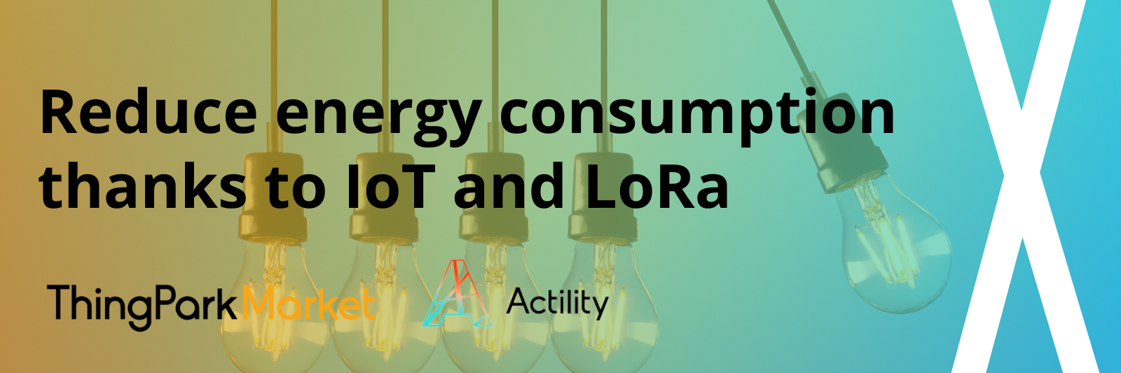 Reduce energy consumption thanks to IoT and LoRa