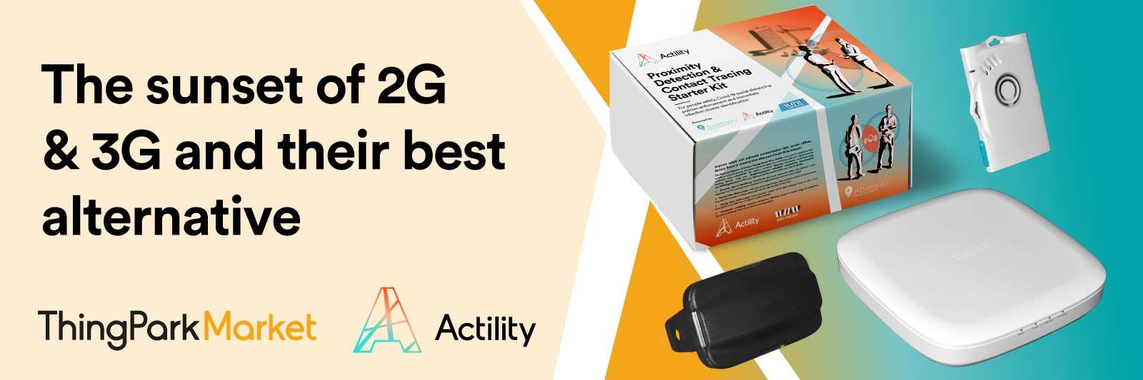 The 2G shutdown & 3G sunset and their best alternatives