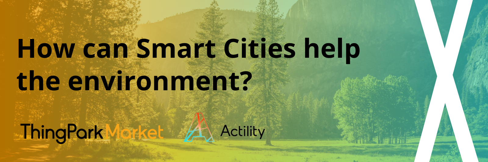 How can Smart Cities help the environment?